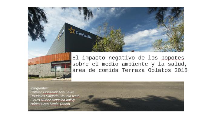 El Impacto Negativo De Los Popotes By Betsaida Flores On Prezi