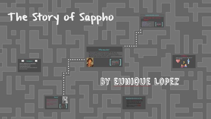 The Story Of Sappho By Elise Lopez On Prezi
