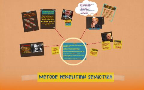 Metode Penelitian Semiotika By Tomy Andrian