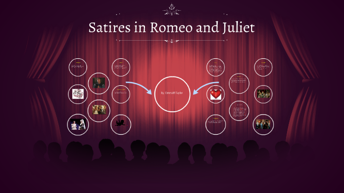 Satires In Romeo And Juliet By Emerald Taylor On Prezi
