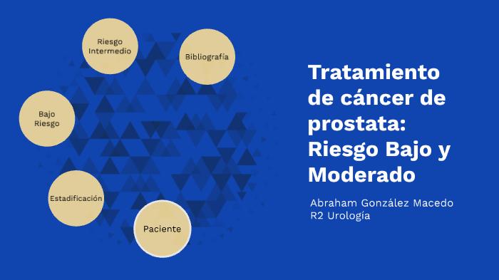 tratamiento para el cáncer de próstata desfavorable intermedio