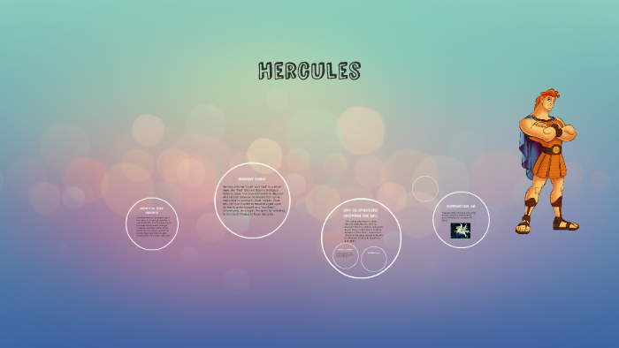 Hercules By Ally Cates On Prezi