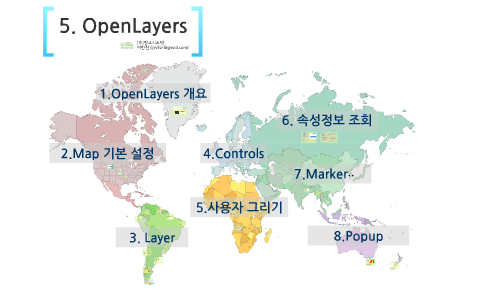 OSGeo 오픈소스GIS 개론 과정 - OpenLayers by Hanjin Lee on Prezi