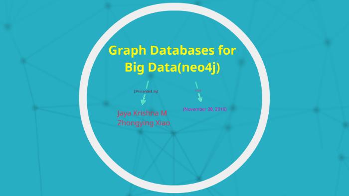 Graph Databases for BigData(Neo4j) by Jaya Krishna Jay on Prezi