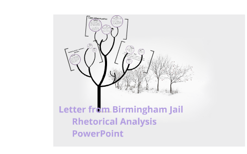 letter from birmingham jail pathos ethos logos