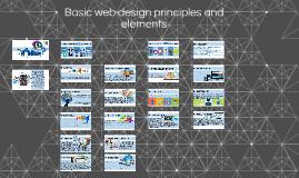 Basic Web Design Principles And Elements By Jasmine Apasao