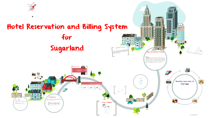 hotel reservation and billing system