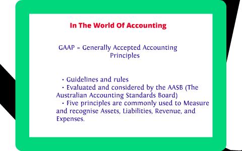 accounting principles board