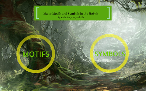 the hobbit symbols
