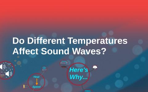 Heat's Affect on Sound Waves by Chevrotain Rainforest on Prezi