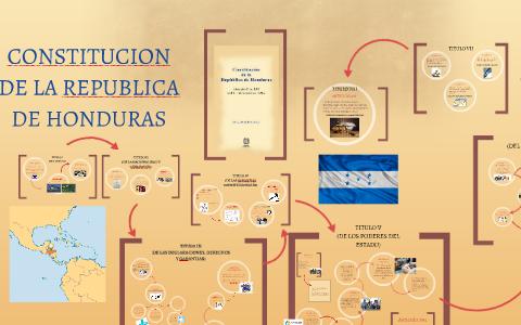 Constitucion De La Republica De Honduras By Amy Ramos On Prezi