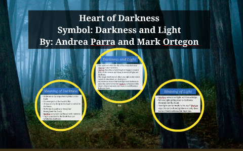 what is the meaning of the heart of darkness