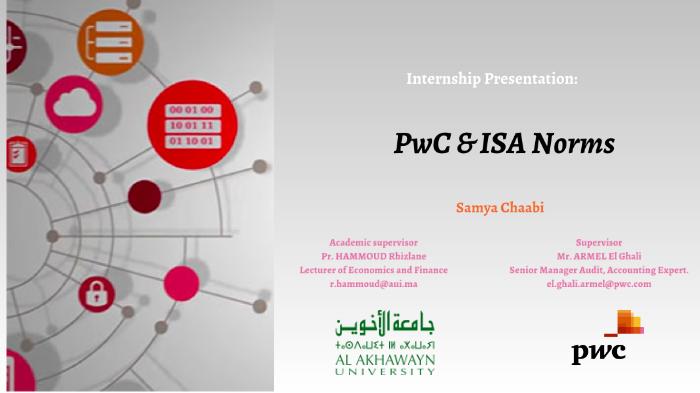 Internship presentation by Samya Chaabi on Prezi Next