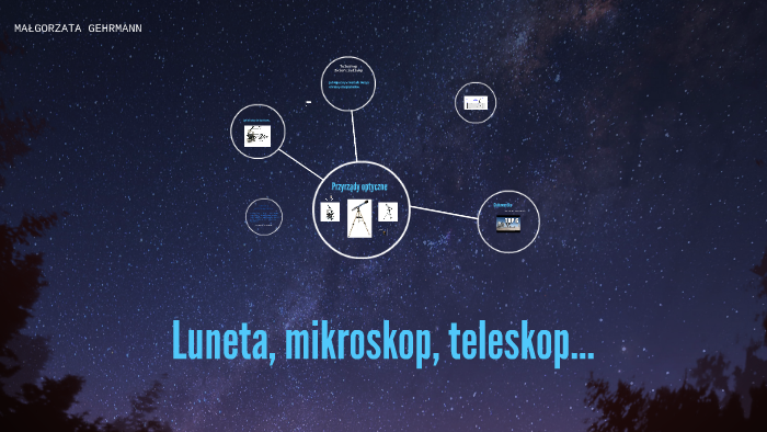 Luneta mikroskop teleskop by blah blah on prezi
