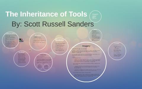 the inheritance of tools