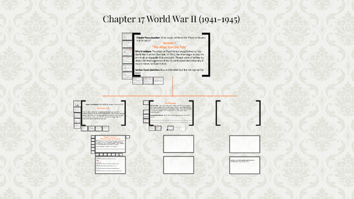 Chapter 17 World War II (1941-1945) by Joshua Bralts on Prezi