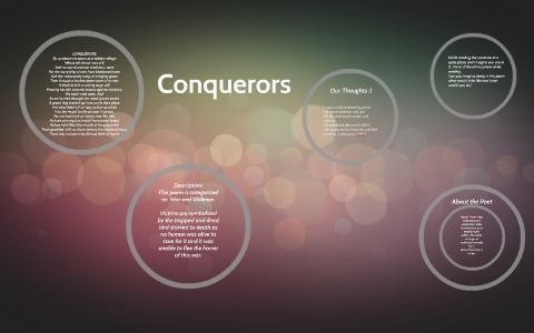 conquerors henry treece