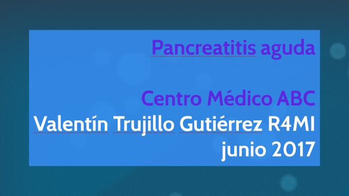 dieta para una pancreatitis leve