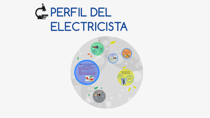 Perfil de un tecnico electricista