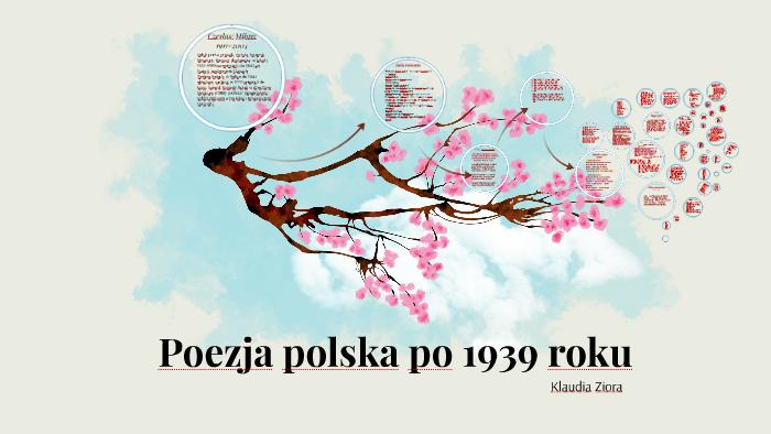 Poezja Polska Po 1939 Roku By Klaudia Ziora On Prezi