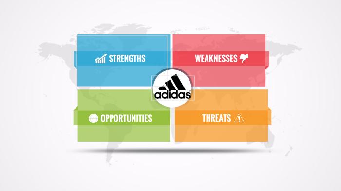 chic clásico personalizadas numerosos en variedad Adidas swot Analysis by Kosi Obi on Prezi Next