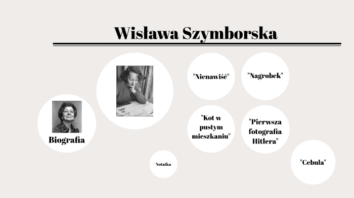 Szymborska By Ola Iop On Prezi Next