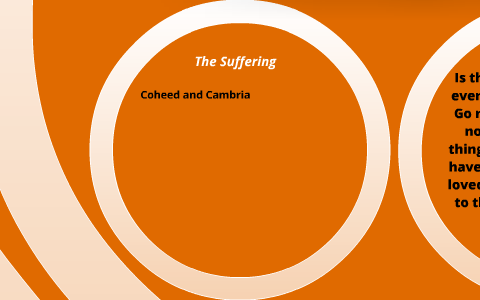 The Suffering Coheed and Cambria by Myia DiNuova on Prezi