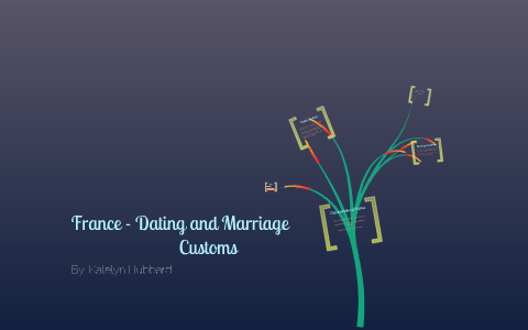 dating and marriage customs in france