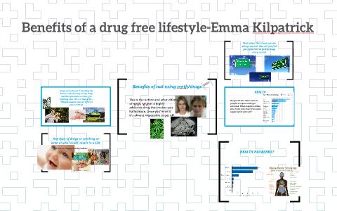 benefits of a drug free lifestyle-Emma Kilpatrick by emma