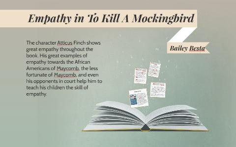 to kill a mockingbird empathy essay