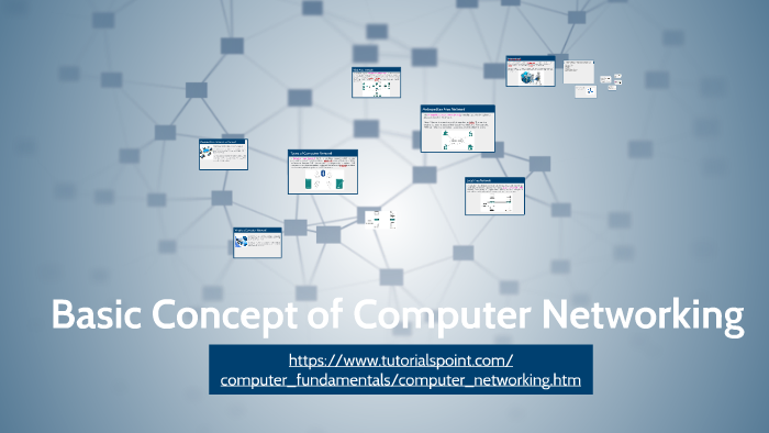 basic concepts of computer network by Mel Lozada on Prezi