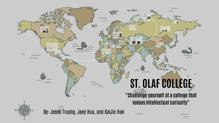 St Olaf College By Kaijie Han On Prezi