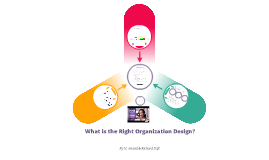 What Is The Right Organization Design By Ramzi Abdelrahman
