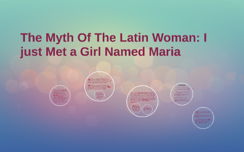 judith ortiz cofer the myth of the latin woman