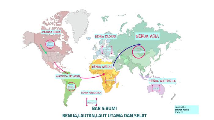 Geo F1 Bab 5 Benua By Atie Ierah