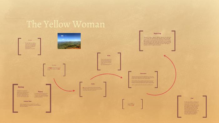 leslie marmon silko yellow woman