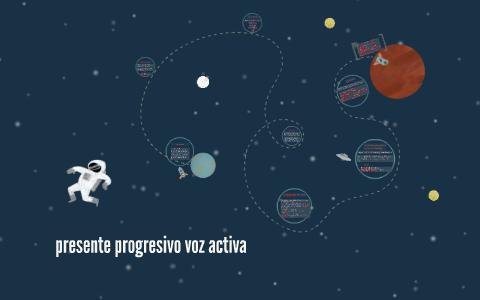 Presente Progresivo Voz Activa By Adilson Cuevas On Prezi