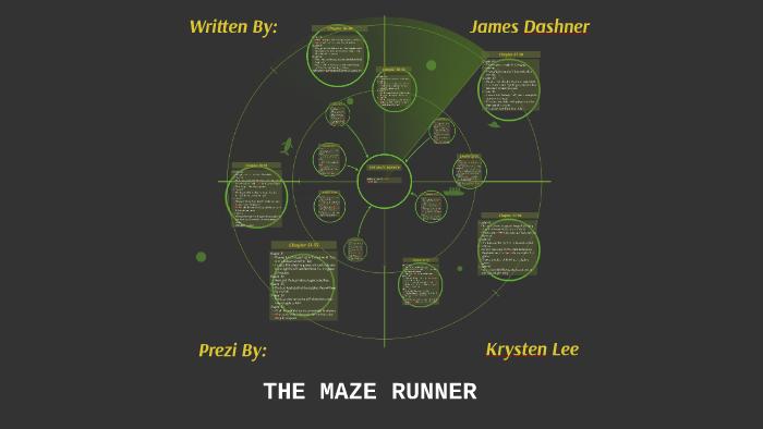 THE MAZE RUNNER by Krysten LeePrezi
