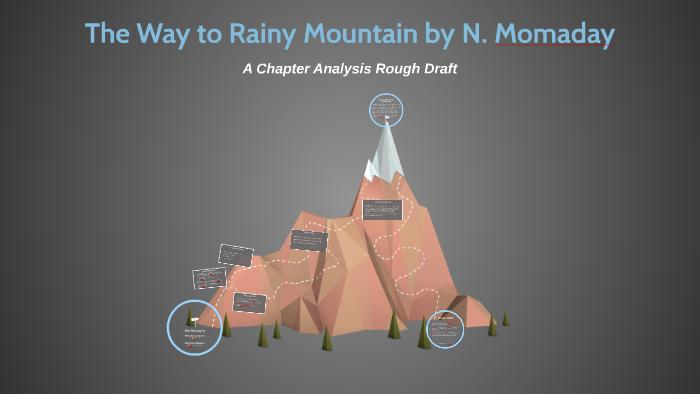 analysis of the way to rainy mountain