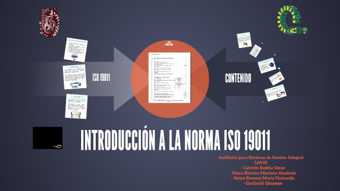 norma iso 19011 version 2018 pdf