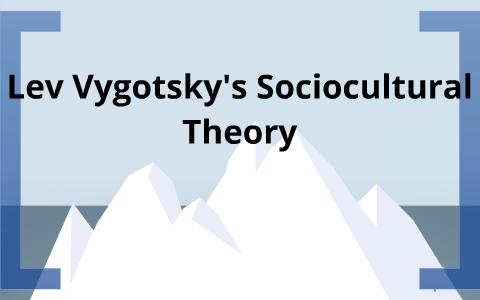 sociocultural theory