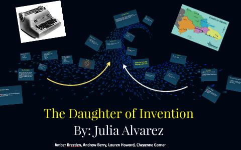 daughter of invention by julia alvarez