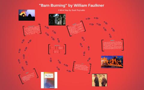 faulkner burning barn