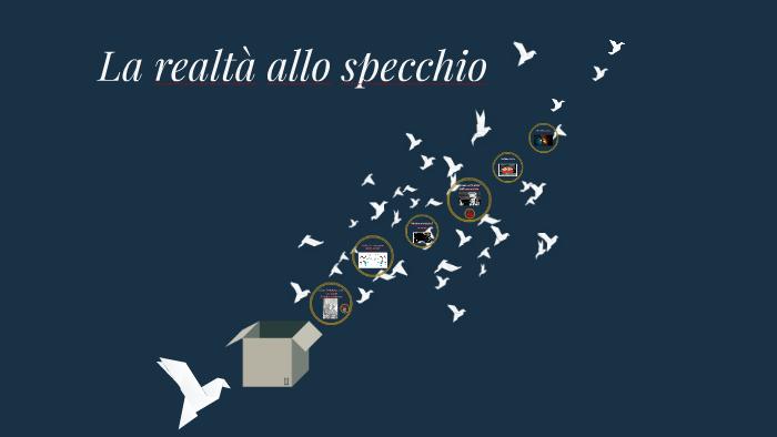 Realt Allo Specchio.La Realta Allo Specchio By Simone Bertani On Prezi