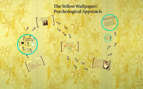 the yellow wallpaper psychoanalysis
