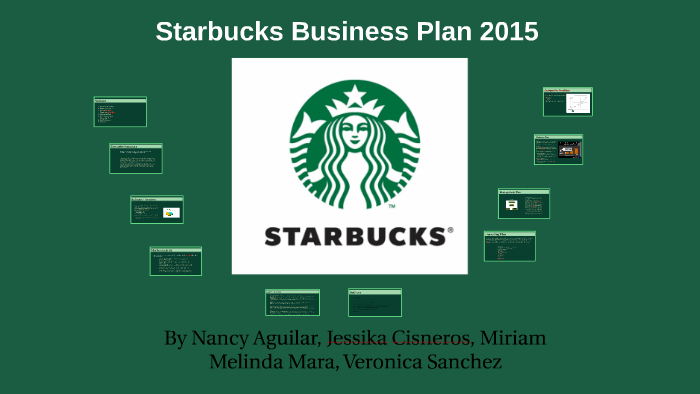 business plan starbucks