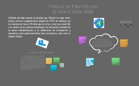 Historia del Internet y de la World Wide Web by Edwin ...