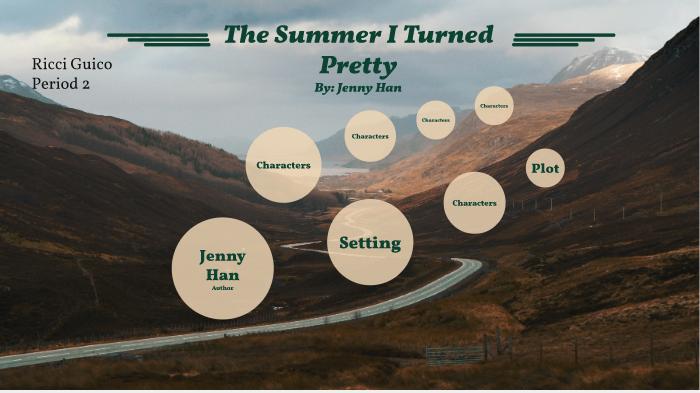 The Summer I Turned Pretty by ricci guico on Prezi Next