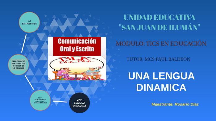 Comunicacion Oral By Rosario Diaz On Prezi Next