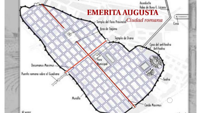 Emerita Augusta By Adriana Guerra On Prezi Next